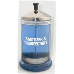 DEBRA LYNN GLASS SANITIZING JAR 21 OZ