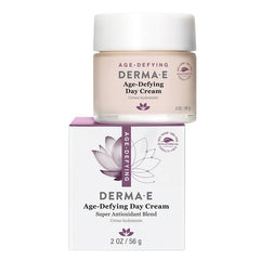 DERMA E AGE DEFYING DAY CREME 2 OZ