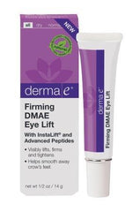 Derma E Firming DMAE Eye Lift .5 Oz