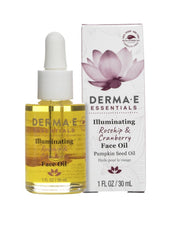 Derma E Illuminating Rosehip & Cranberry Face Oil 1 Oz