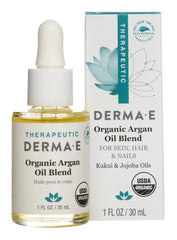 DERMA E SKIN HAIR AND NAIL OIL 1 OZ