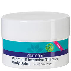 Derma E Vitamin E Intensive Therapy Body Balm 6.7 oz