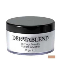 DERMABLEND LOOSE SETTING POWDER COOL BEIGE 1 OZ.
