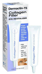 DERMACTIN TS COLLAGEN FILLER EYE REVITALIZER .5 OZ