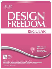 DESIGN FREEDOM PERM REGULAR