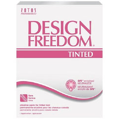 DESIGN FREEDOM PERM TINTED