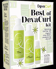 Deva Best Of Devacurl Kit