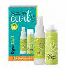 Deva Devacurl High Definition Dazzling Duo Set