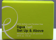 DEVA DEVACURL SET UP AND ABOVE 3.8 OZ