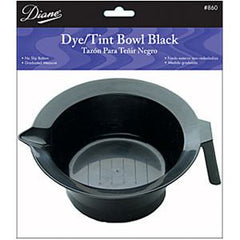 DIANE DYE/TINT BOWL-BLACK
