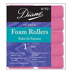 DIANE FOAM ROLLER 10 PACK 1 IN.