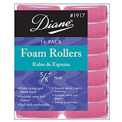 DIANE FOAM ROLLER 14 PACK 5/8 IN.