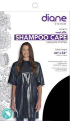 Diane Metallic Shampoo Cape Black