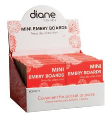 Diane Mini Emery Boards Matchbook