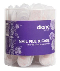 Diane Nail File in Plastic Travel Case – Image Beauty