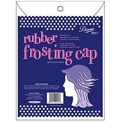 DIANE RUBBER FROSTING CAP W/NEEDLE