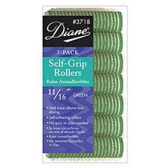 DIANE SELF GRIP VENT GREEN 11/16 IN.-6CT.