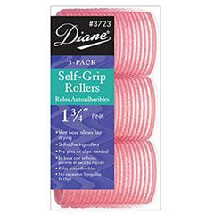 DIANE SELF GRIP VENT PINK 1 3/4 IN.-3CT.