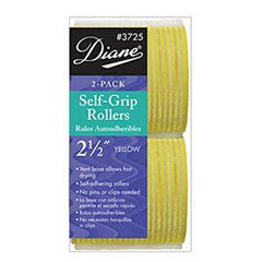 DIANE SELF GRIP VENT YELLOW 2 1/2 IN 2.5 IN.