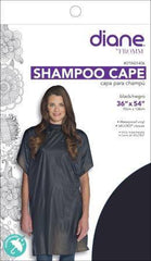 Diane Shampoo Cape-Black