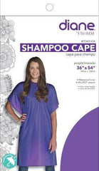 Diane Shampoo Cape-Purple