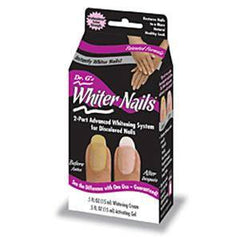 DR. G`S WHITER NAILS 2 X .5 OZ
