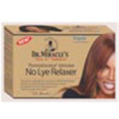 DR. MIRACLE NO LYE RELAXER KIT-REGULAR