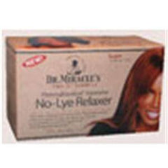 DR. MIRACLE NO LYE RELAXER KIT-SUPER