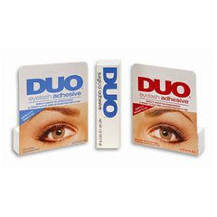 DUO LASH ADHESIVE CLEAR 1/4 OZ.