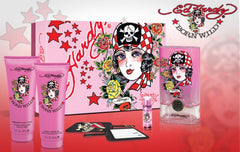 ED HARDY Women`s Born Wild Gift Sets-5pc