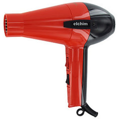 ELCHIM HAIR DRYER 2001 PROFESSIONAL RED/BLACK