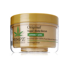 Hempz Original Herbal Sugar Body Scrub 7.5 Oz