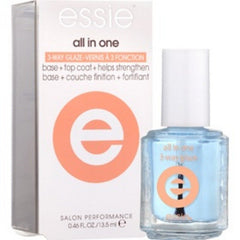 ESSIE ALL IN ONE 3-WAY GLAZE .46 OZ