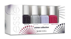 Essie Winter 2015 Mini Collection 4 x .16 oz