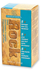 EUROPEAN SECRETS ROCK HARD BASE COAT .5 OZ