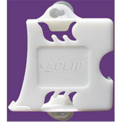 EZ CLIP EZ PASS HOLDER WHITE