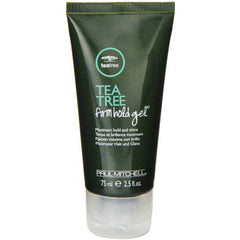 Paul Mitchell Tea Tree Firm Hold Gel  Maximum Hold And Shine 2.5 oz