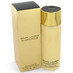 Ralph Lauren Woman Shower Gel 6.8 Oz