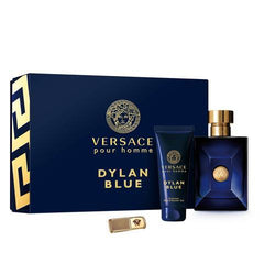 Gianni Versace Dylan Blue 3 Piece Gift Set