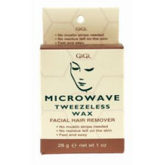 GIGI TWEEZLESS WAX MICROWAVEABLE 0255