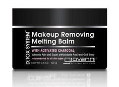 Giovanni D:Tox Makeup Removing Melting Balm 3.6 Oz