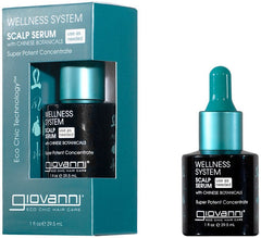 Giovanni Wellness System Scalp Serum 1 oz