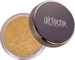 GIRLACTIK BEAUTY METALLIC SHIMMER EYE POWDER-GOLD GLAM