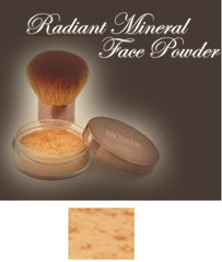 GIRLACTIK BEAUTY RADIANT MINERAL FACE POWDER-VIENNA (FAIR TO LIGHT)