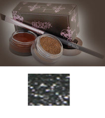 GIRLACTIK BEAUTY SPARKLE EYELINER SET-GUNMETAL