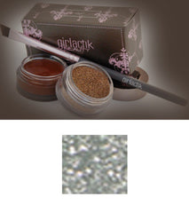 GIRLACTIK BEAUTY SPARKLE EYELINER SET-SILVER