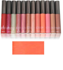 GIRLACTIK BEAUTY STAR GLOSS HIGH TINTED GLOSS-ORANGE TWIST (SHEER CORAL)