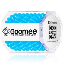 Goomee Markless Hair Loop-Baby Blue 4 Pack