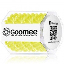 Goomee Markless Hair Loop-Mellow Yellow 4 Pack