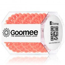 Goomee Markless Hair Loop-Peach Paradise 4 Pack
